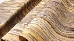 Sandbeschichtung, Sandsteinwand, Waldkirchen